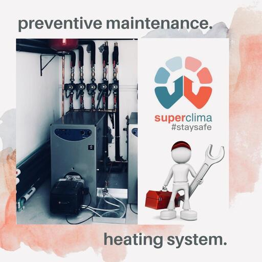 Maintenance of Heating System!
